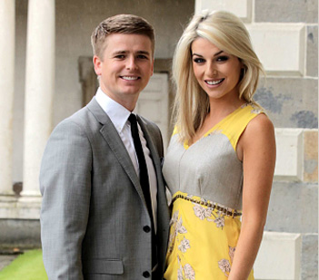 Pregnant Pippa O'Connor shaping up to be busy until birth