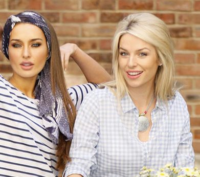 'I'm in pip-top shape' Model Pippa O'Connor had no baby weight (Irish Daily Star)