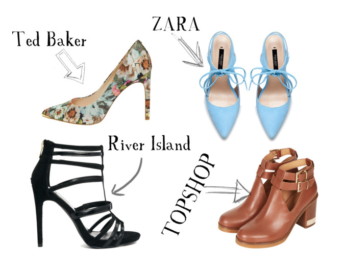 Tuesday Shoesday #2