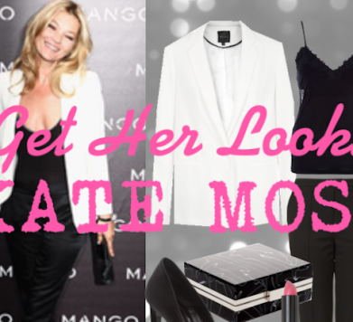 Get Her Look: Kate Moss