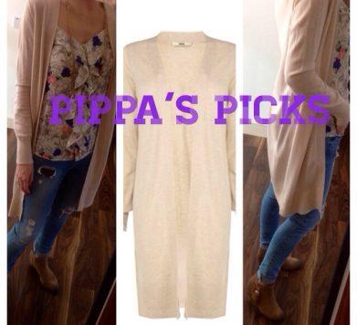 Pippa's Picks! – The Boyfriend Cardigan