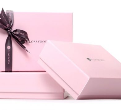 Win a 12 Month GLOSSYBOX Subscription!