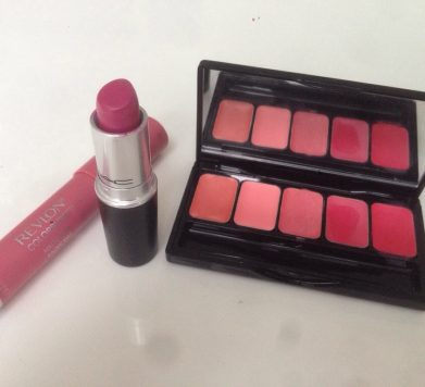 Lipstick Favourites!