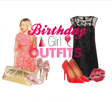 Birthday Girl Outfits!