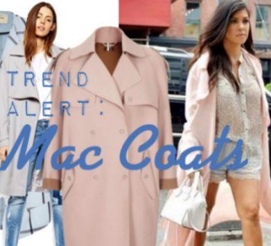 TREND ALERT: Mac Coats