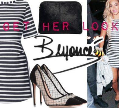 Get Her Look: Beyoncé
