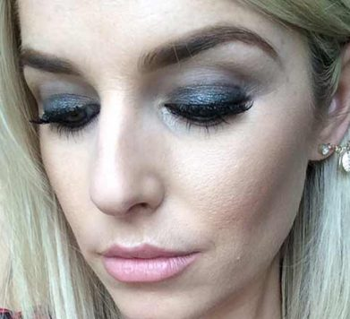 The easiest make up look ever?!