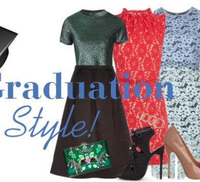 Graduation Style! We've got you sorted!