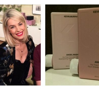 Saturday's Little Beauty: Kevin.Murphy Angel Wash & Rinse