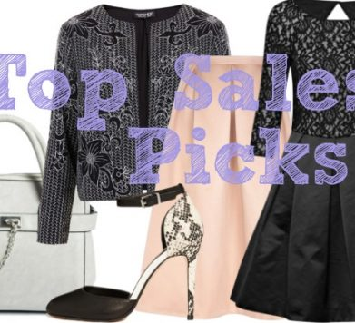 Top picks from the sales!