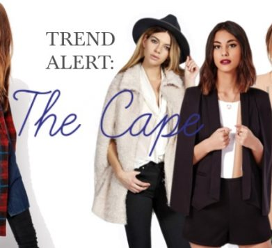 TREND ALERT: The Cape