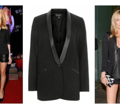 Pippa's Picks – The Black Blazer!