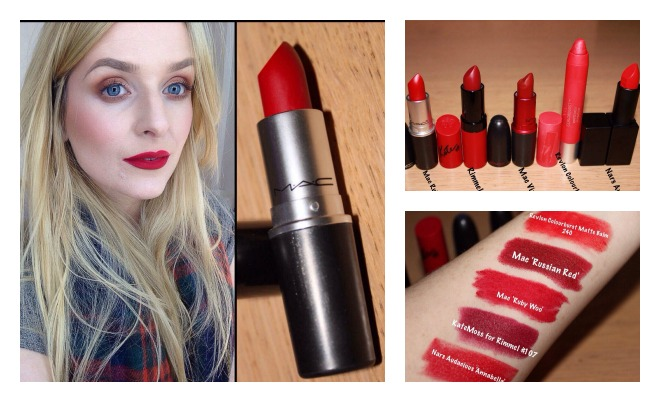 The Best Red Lipsticks By Kate Mccormack Pippa O Connor