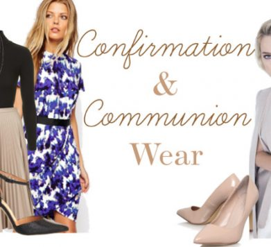 Confirmation & Communion Wear Outfits