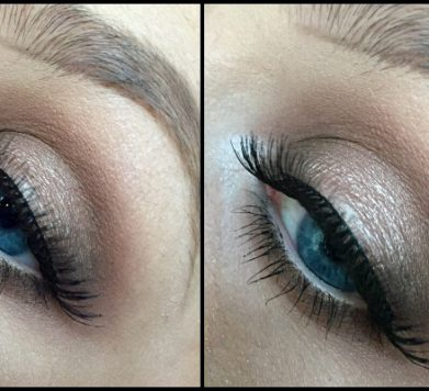 Get The Look: Soft Spotlight Eye using Urban Decay Naked Palette by Kate McCormack