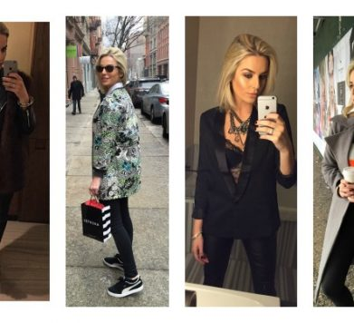 What I Wore – NYC