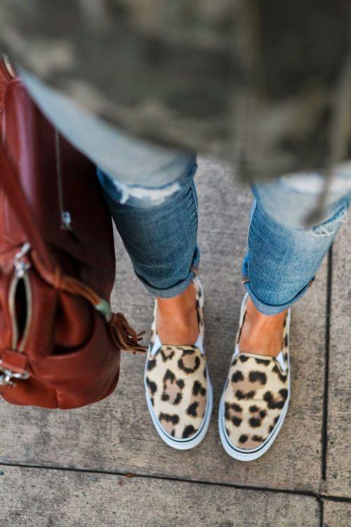 leopard plimoll