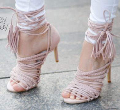 Tuesday Shoesday: Summer Night Out Heels