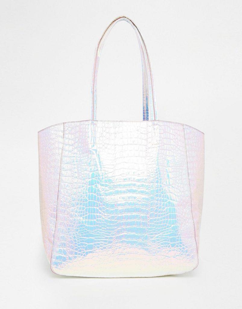 asos beach bag