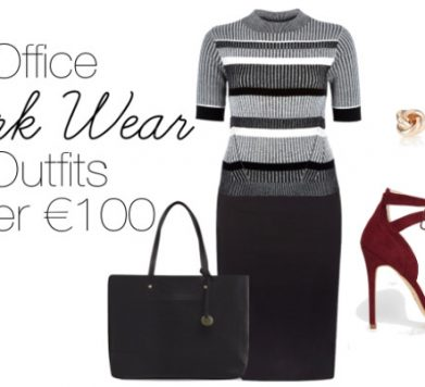 2 Office Work Wear Outfits each UNDER €100!