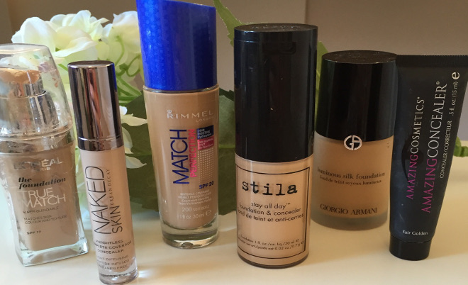 My favourite Foundation & Concealers | Pippa O'Connor - Official Website