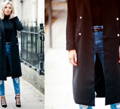 Pippa's Picks – The Must Have Military Coat!