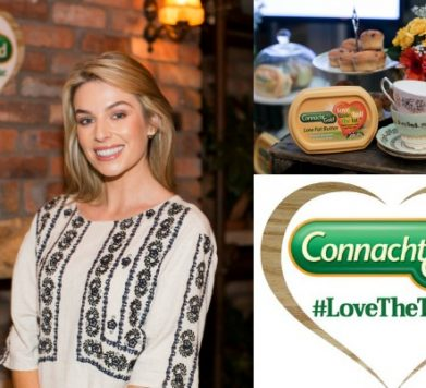 Connacht Gold #lovethetaste campaign