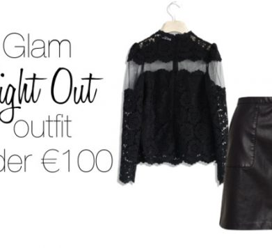 Glam Night Out Outfit UNDER €100