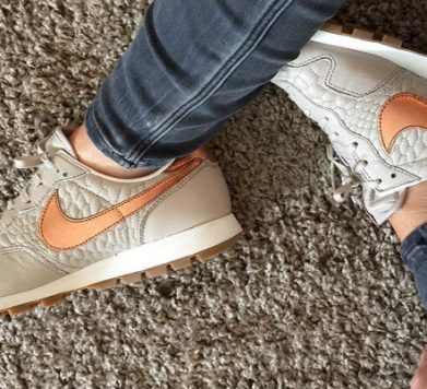 Tuesday Shoesday: Our love affair with trainers