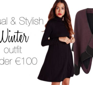 Casual & Stylish Winter Outfit UNDER €100