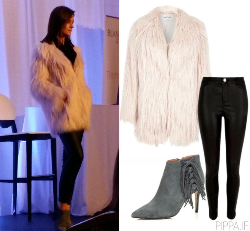 Cosy coat Karen