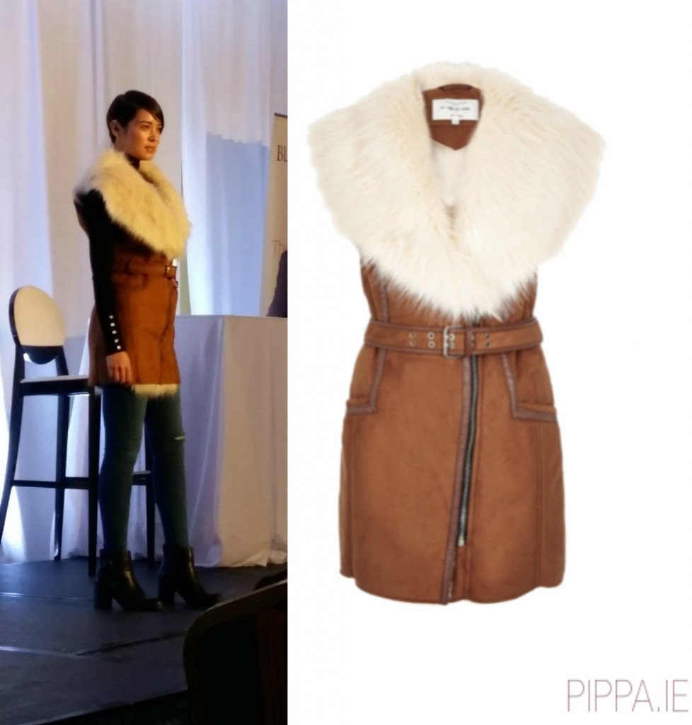 Cosy coat laura
