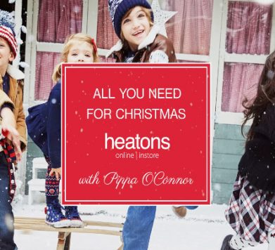 All you need for Christmas at Heatons – Watch my haul!