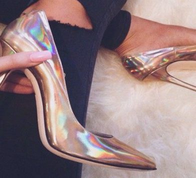 Tuesday Shoesday: Shoes To Make You Sparkle This Season