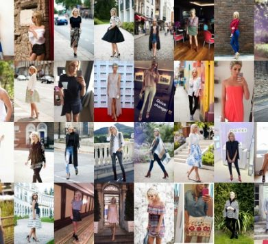 Outfit Roundup of 2015