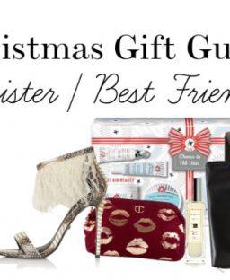 the christmas gift guide sister bff - Gifts For Sister Christmas