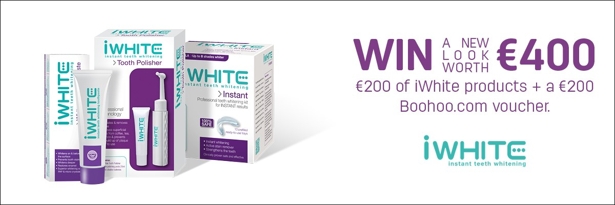 iWhite Teeth Whitening Pippa Competition