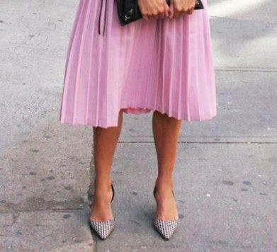 Midi Skirts Reign Supreme This Season