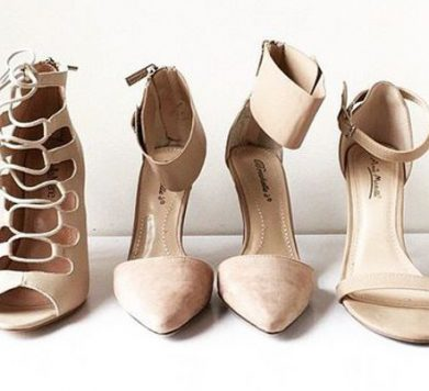 Tuesday Shoesday: Chic Neutrals
