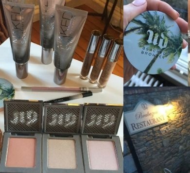 Urban Decay's Summer 2016 Collection