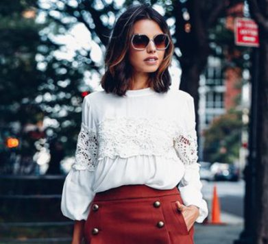 Summer Staple: The Floaty Blouse