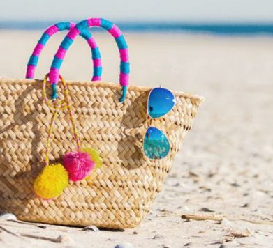 The Best Beach Bags to Carry All Summer