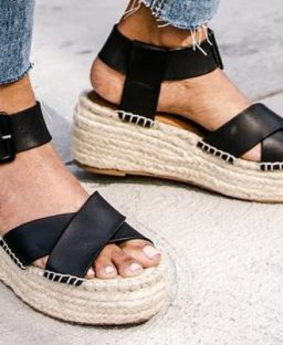 Tuesday Shoesday: Flatform Sandals