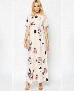 Summer Maternity Maxi Dresses