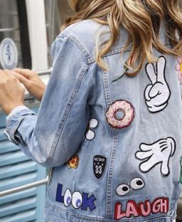 Currently Obsessed: Embroidered Denim