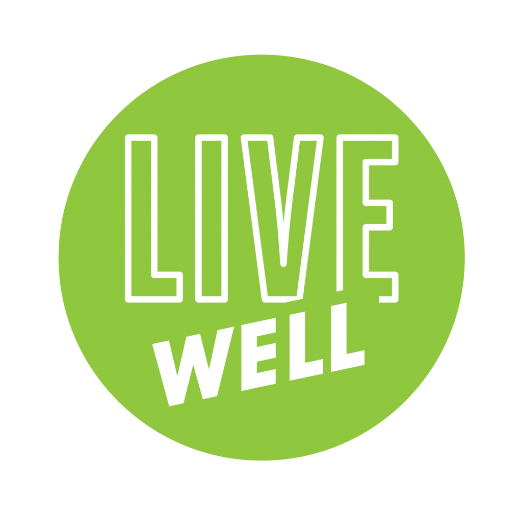 live well logo in buble copy