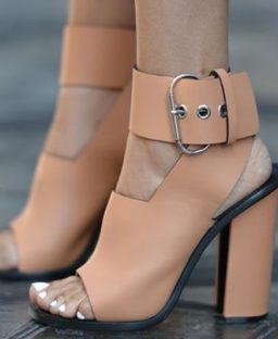 Tuesday Shoesday: Block-Heel Sandals