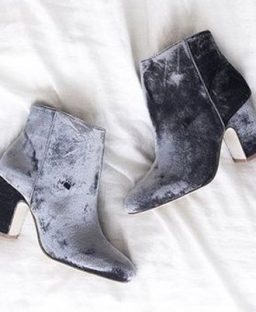 Tuesday Shoesday: Velvet Vibes