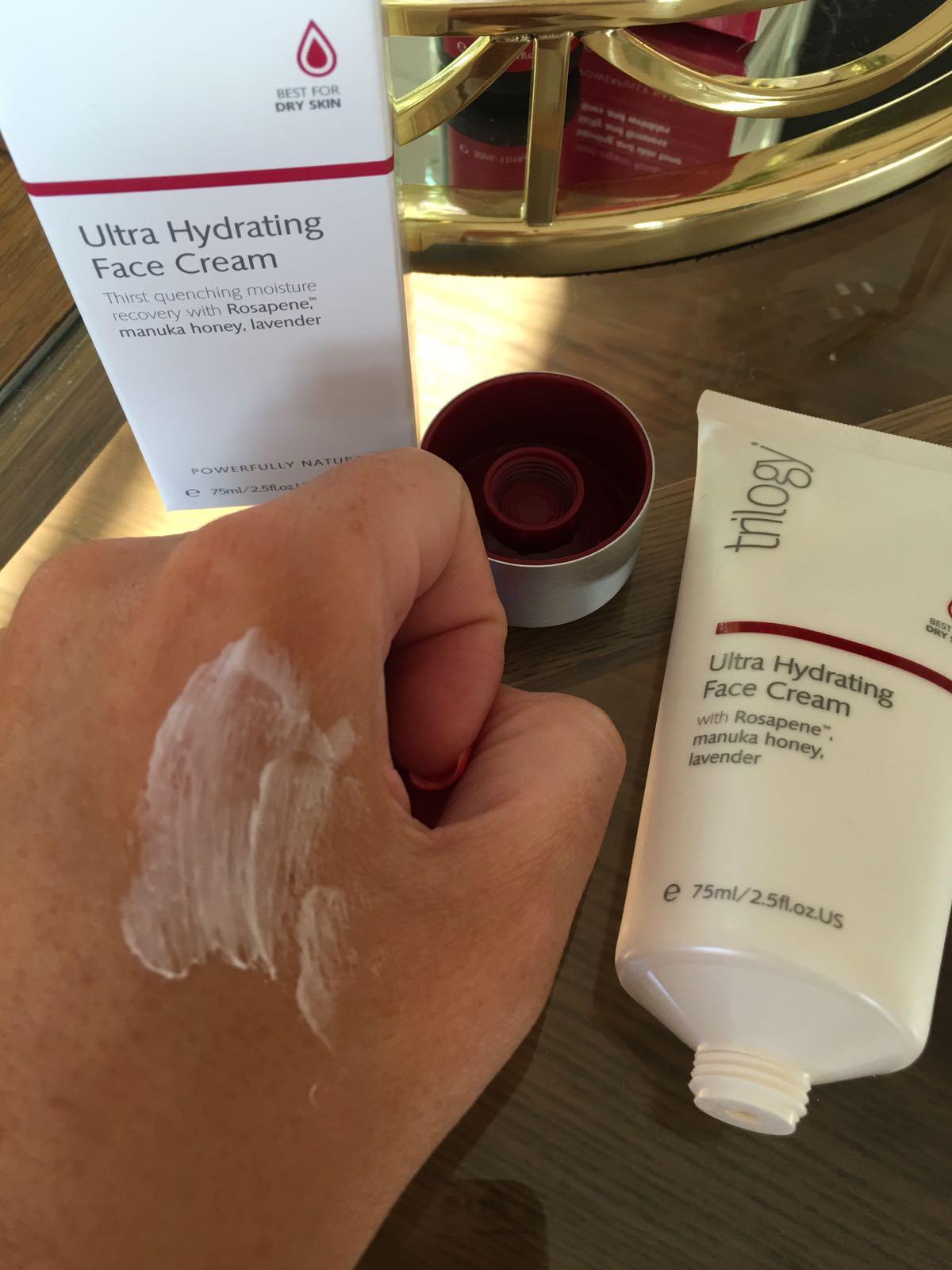 Trilogy Rosehip Oil Antioxidant+ & Ultra Hydrating Face