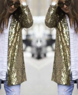 Currently Obsessed: Standout Sequins